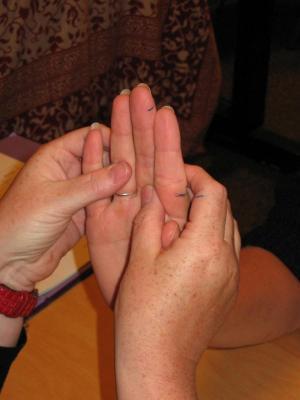 vingersmeten