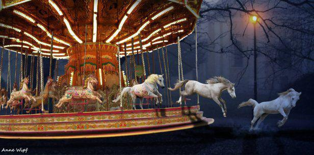 Stap uit de carrousel